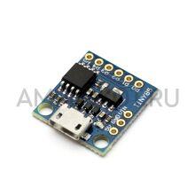 Digispark (маленькая Arduino-совместимая плата)