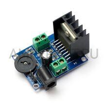 Модуль усилителя аудио TDA7266 двухканальный