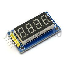 Модуль семисегментного индикатора на 4 цифры