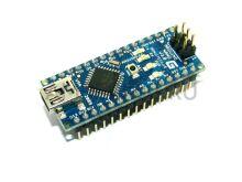 Плата Nano V 3.0 (Arduino-совместимая) +  USB кабель