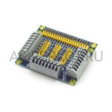 Raspberry Pi GPIO шилд Plug And Play
