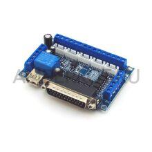 Интерфейсная плата MACH3 для ЧПУ, гравировального станка с USB