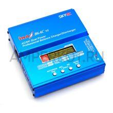 Зарядное устройство Imax B6AC V2 со встроенным адаптером питания