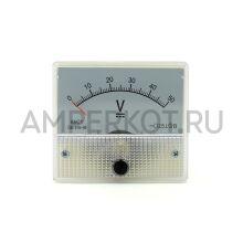 Аналоговый вольтметр 85C1 50V ( переменное напряжение )