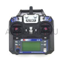 Радиоаппаратура 2.4GHz FrSky FS-i6 с приемником FS-IA6