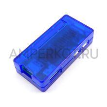 Корпус ABS Raspberry pi Zero/W синий