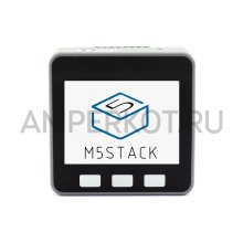 Платформа M5Stack ESP32 GREY Development Kit with 9Axis Sensor
