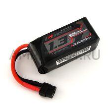 Аккумулятор Lipo Turnigy Graphene 1300mAh 4s 65C Pack W/XT60 (Removable Balance Plug)