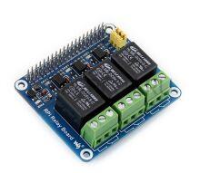 Waveshare Raspberry Pi модуль реле, relay shield