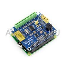 Waveshare Raspberry Pi AD/DA шилд ADS1256 DAC8552