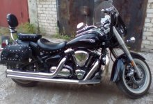 классик YAMAHA ROAD STAR XV1700