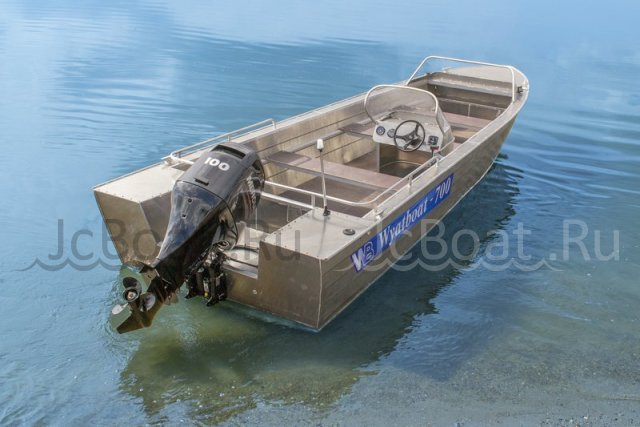 катер WYATBOAT 700 2016 г.