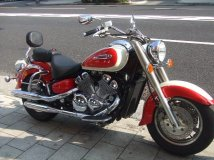 чоппер YAMAHA ROYAL STAR 1300