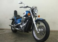 чоппер HONDA STEED 600