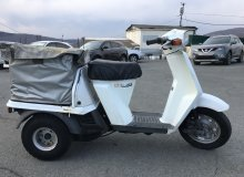 мопед HONDA GYRO UP TA01-1706638