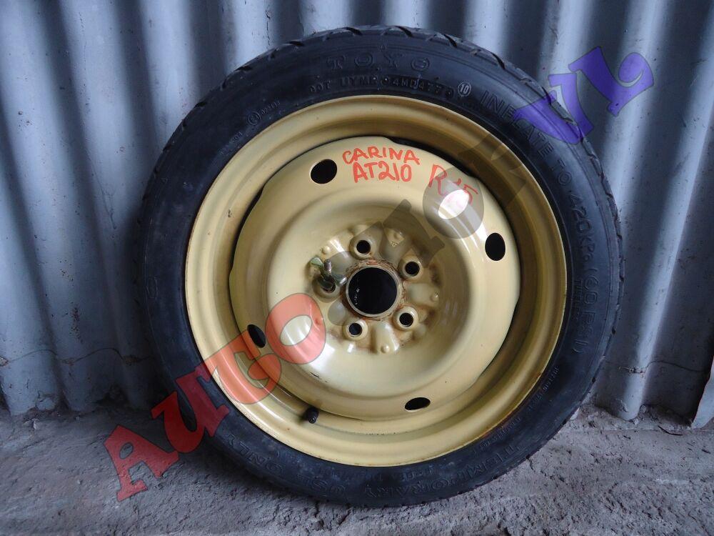 Запасное колесо (запаска банан) TOYO T135/70 R15