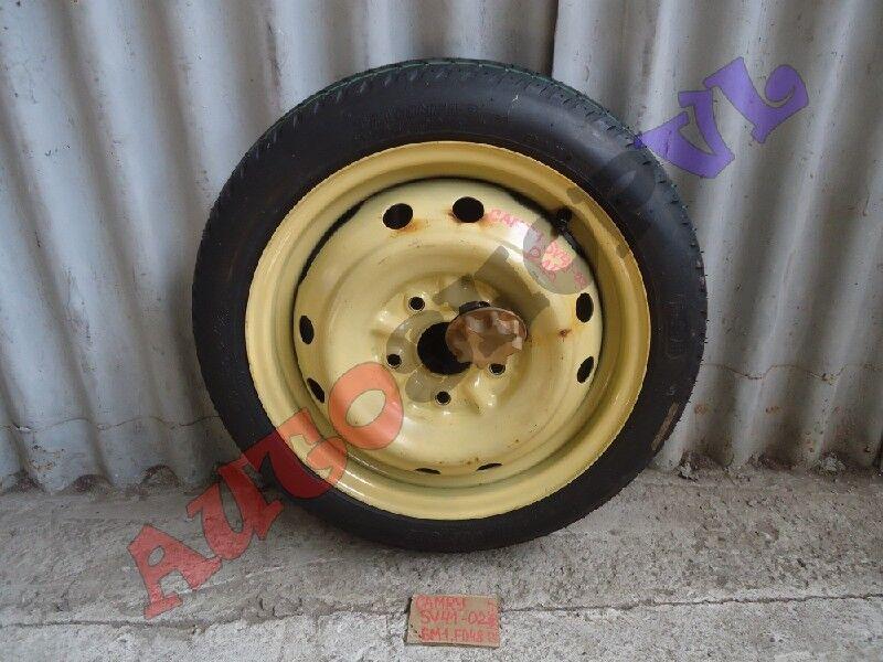 Запасное колесо (запаска банан) Bridgestone T125/70 R15