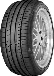 Летниe шины Continental Contisportcontact 5 235/45 17 дюймов новые в Екатеринбурге