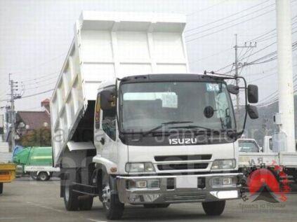 Самосвал Isuzu Forward 2003 года в Японии