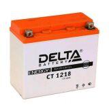 Аккумулятор СТ1218 МТ12-20-А YTX20-BS 18 а/ч 177х88х154 св кисл герм Delta    купить по цене 5500 р.