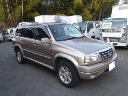 Suzuki Grand Escudo 2001 года в Японии