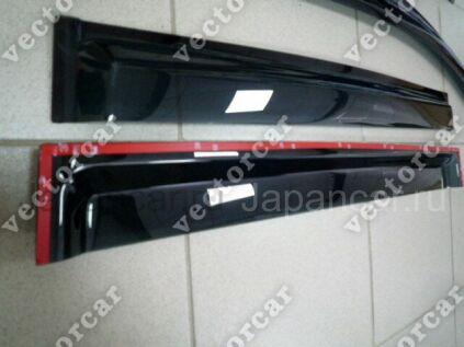 Дефлекторы, ветровики на Toyota Land Cruiser Prado во Владивостоке