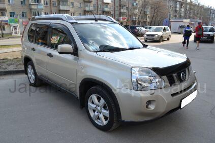 Nissan X-Trail 2008 года в Новосибирске