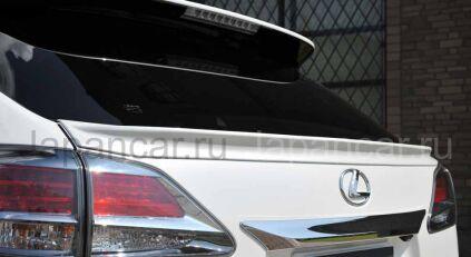 Спойлер на Lexus RX270 во Владивостоке