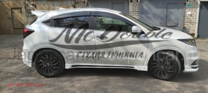 Пороги на Honda во Владивостоке