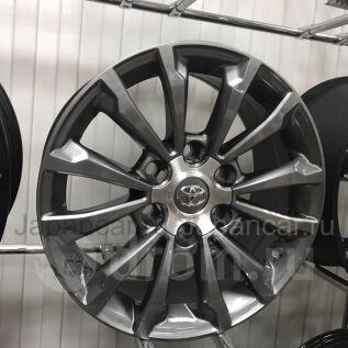 Диски 17 дюймов Toyota ширина 7.5 дюймов вылет 25 мм мм. новые в Хабаровске