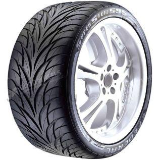 Летниe шины Federal Super steel 595 275/30 19 дюймов новые в Москве