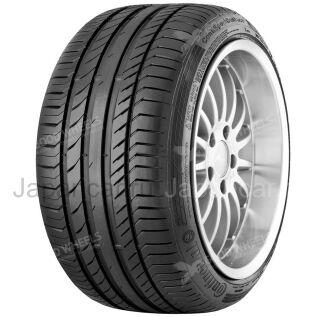 Летниe шины Continental Contisportcontact 5 285/45 21 дюйм новые в Москве