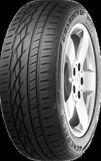 Летниe шины General tire Grabber gt 97v fr 225/55 17 дюймов новые в Москве