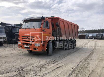 Грузовик КАМАЗ 6520 2019 года во Воронеже