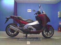 макси-скутер HONDA NC 700 INTEGRA