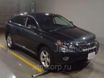 Lexus RX450H 2011 года в Екатеринбурге