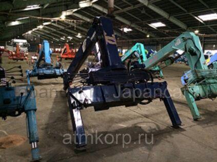 Кран-манипулятор Unic Crane UR 504 в Екатеринбурге