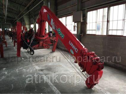 Кран-манипулятор Unic Crane в Екатеринбурге
