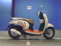 скутер HONDA SCOOPY-I 110 купить по цене 153720 р. в Москве