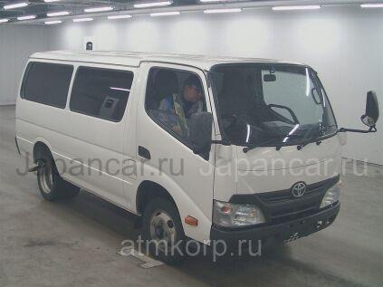 Микроавтобус TOYOTA DYNA в Екатеринбурге