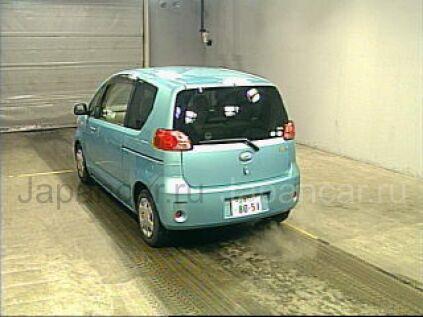 Toyota Porte 2005 года в Уссурийске