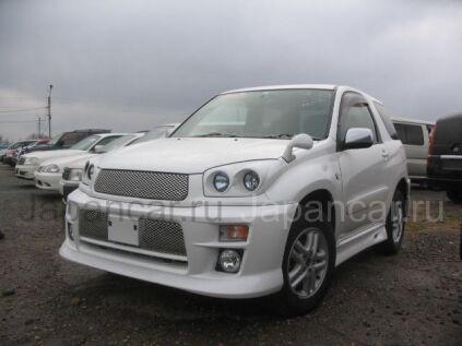 Toyota RAV4 2001 года во Владивостоке