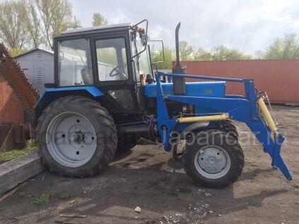 Трактор колесный мтз 82.1 2013 года в Новосибирске