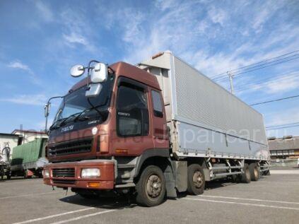 Фургон ISUZU GIGA 2001 года во Владивостоке