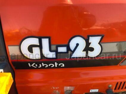 Трактор колесный KUBOTA GL-23 во Владивостоке