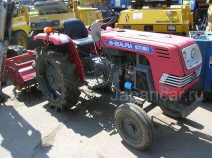 Трактор колесный SHIBAURA SD1800 1992 года во Владивостоке