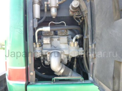 Экскаватор колесный Hitachi ZAXIS ZX125W 2007 года во Владивостоке