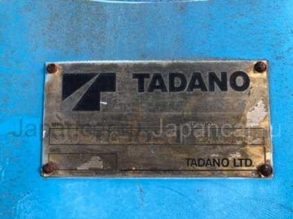 Крановая установка TADANO 303 во Владивостоке