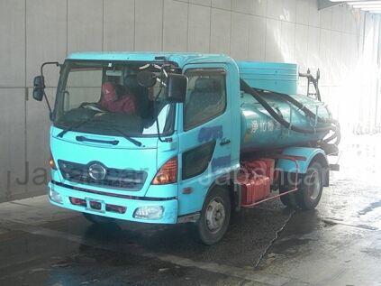 Вакуумная машина HINO RENGER 2009 года во Владивостоке