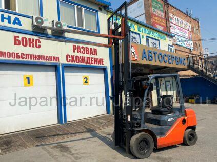 Погрузчик TOYOTA 8FD25 2016 года во Владивостоке